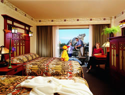 Disney's Grand Californian Hotel Guestroom