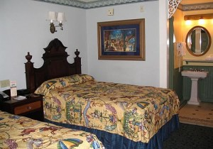 Port Orleans Resort French Quarter