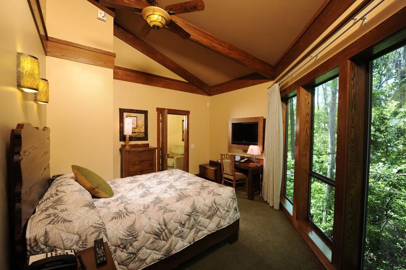 Disney S Saratoga Springs Resort Spa Villa  Bedrooms